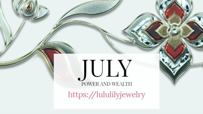 Ruby, July Birthtone